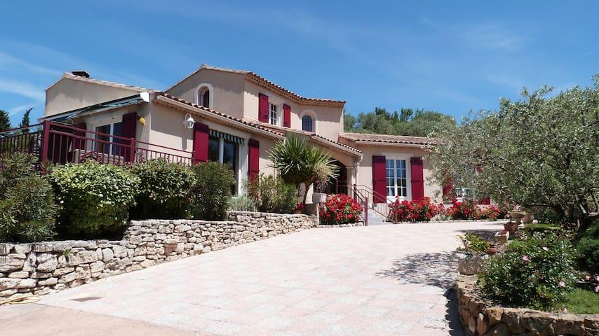belle villa provençale - Caumont-sur-Durance - Villa