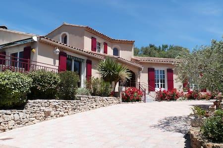 belle villa provençale - Caumont-sur-Durance