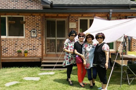 Guesthouse for women.$35 per person - 보령시 - Bed & Breakfast
