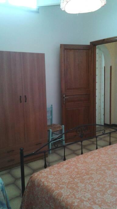 Camera matrimoniale o tripla