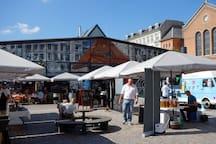 Torvehallerne/Cph food market