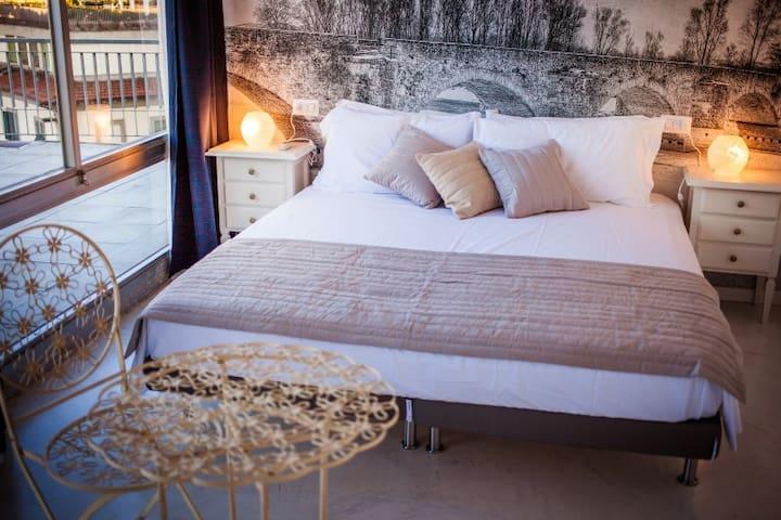 La città dall'alto con spa - Arezzo - Bed & Breakfast