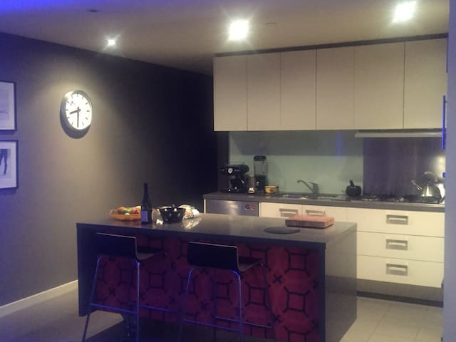 Guests can use the kitchen facilities by arrangement