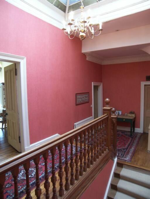 Large open Hallway