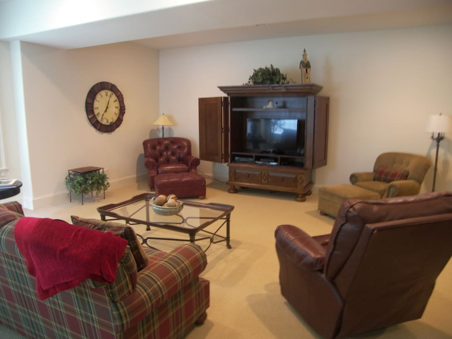 Private family room