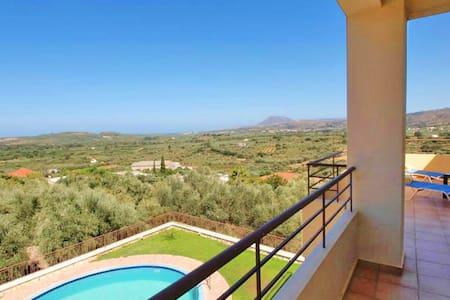 6-bedroom Villa Cretan Diet, private pool - Provarma - Villa - 2