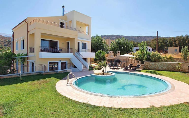 6-bedroom Villa Cretan Diet, private pool - Provarma - Villa