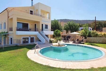6-bedroom Villa Cretan Diet, private pool - Provarma - Villa - 0