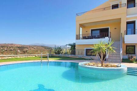 6-bedroom Villa Cretan Diet, private pool - Provarma - Villa - 1