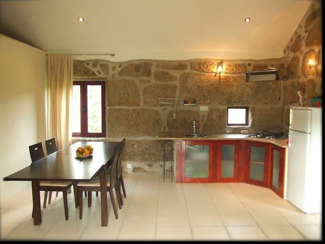 Zelfstandig appartement op Quinta! - Oliveira do Hospital - Appartement