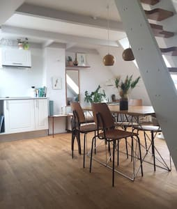 Studio apartment in the center of Aarhus - Aarhus