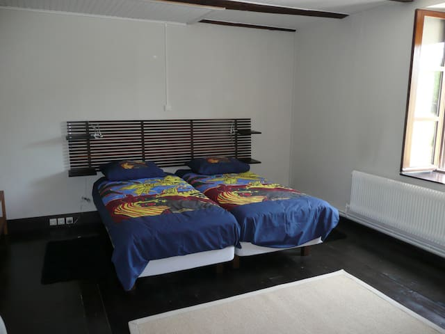 Le Mouton Qui Rit - Bed&Breakfast 4 - Mailleroncourt-Saint-Pancras - Bed & Breakfast