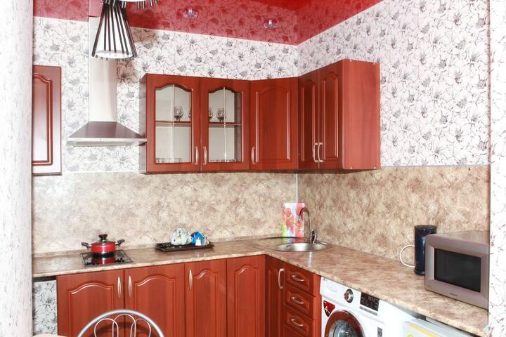 Уютный отель в центре города - Ussuriysk