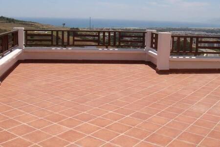 apprt luxe 114m2 vue sublime terrasse - Cabo Negro