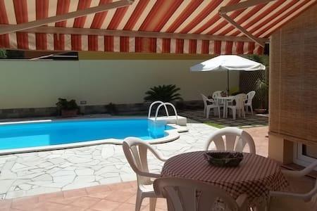 Casa vacanza relax sud Sardegna - Decimomannu - Appartement