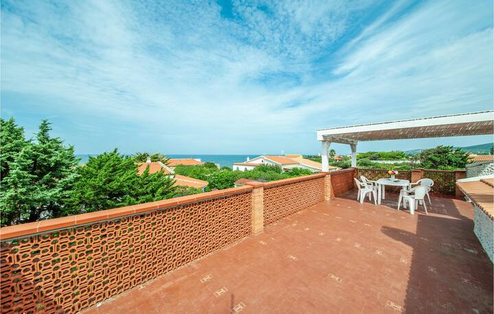 Awesome home in Sorso with WiFi and 3 Bedrooms