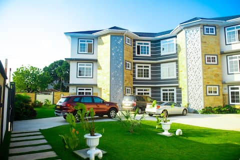 Sumptuous BRAND NEW 2 Bedroomed apartment