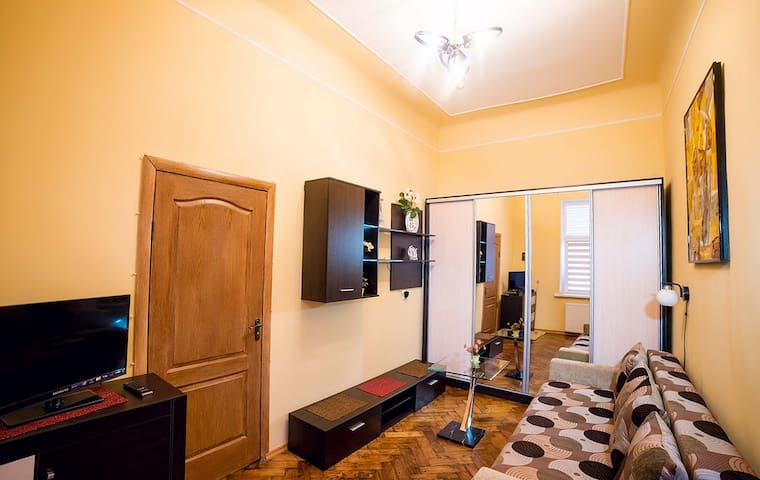 Convenient 2 roomed apartment