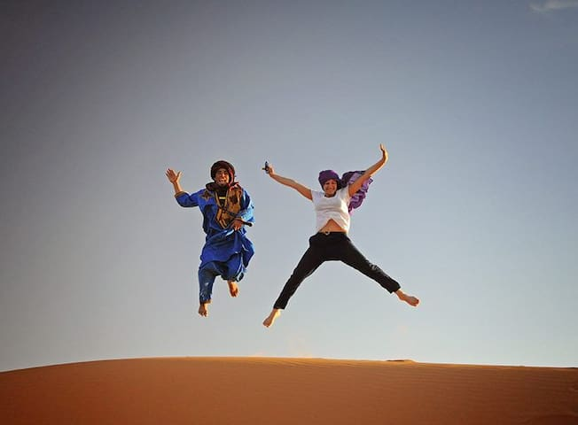 Your Perfect Desert Experience - Merzouga - Zelt