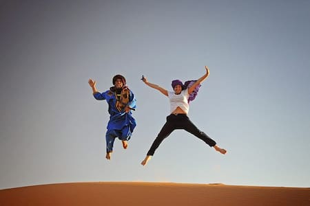 Your Perfect Desert Experience - Merzouga - Tent