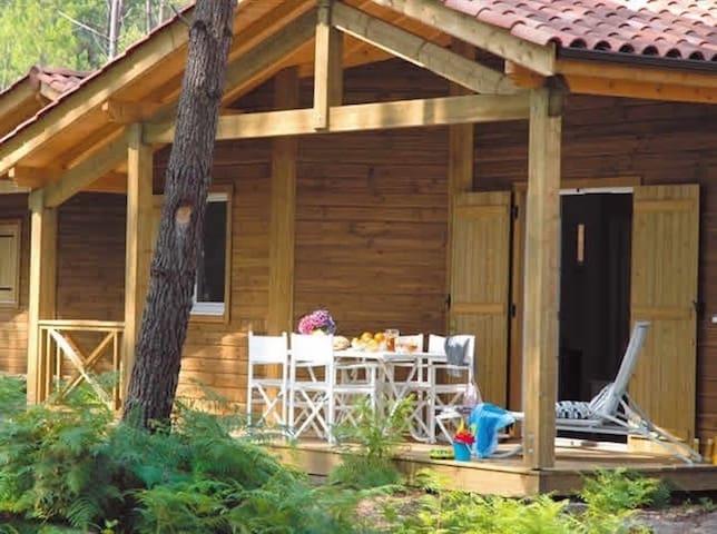 Les Cottages du Lac 3*** - M3