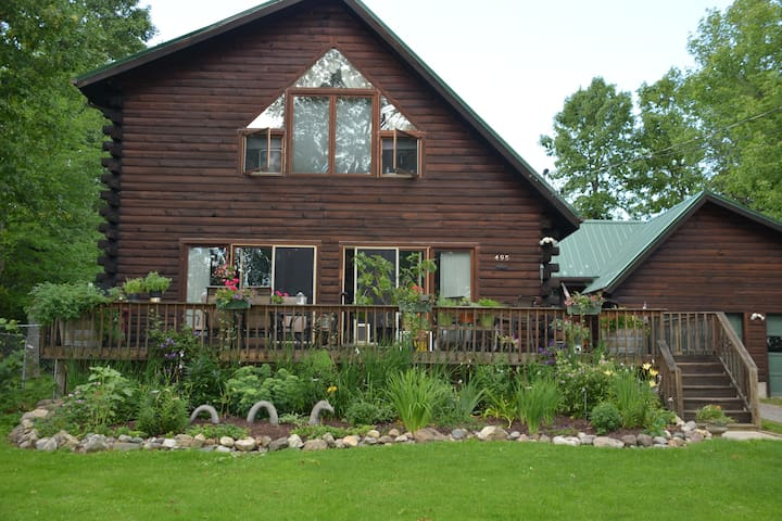 Lakehouse B&B on Lake Champlain - Champlain - Oda + Kahvaltı