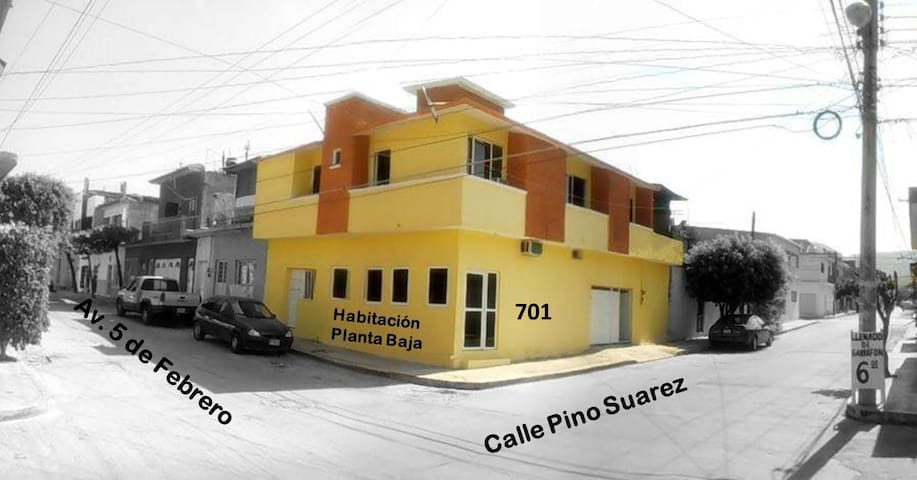 Alojamiento Privado. - Tuxtla Gutiérrez - House