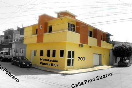 Alojamiento Privado. - Tuxtla Gutiérrez