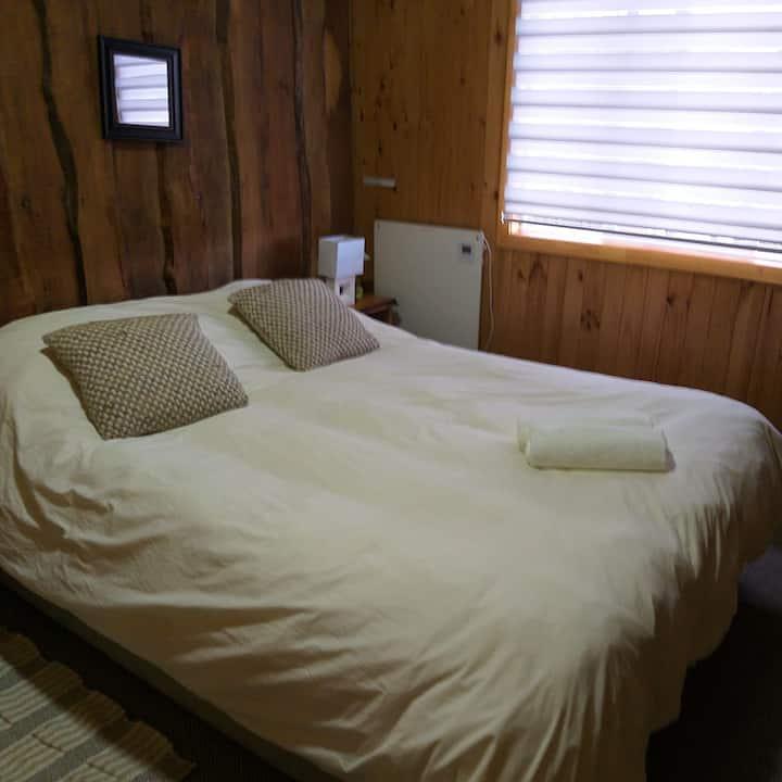 Habitación en Chiloé con baño compartido
