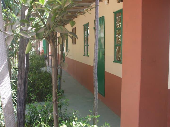 Camping-Sukuta & Lodge /Room 8