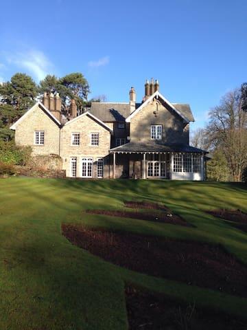 Garden Room Cefn Parc - Brecon - House