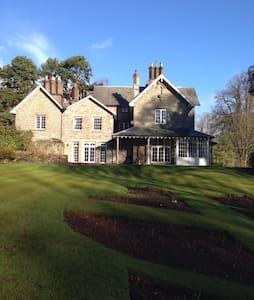 Garden Room Cefn Parc - Brecon