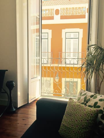 between lisbon and sunny beaches - Cacilhas - Apartemen