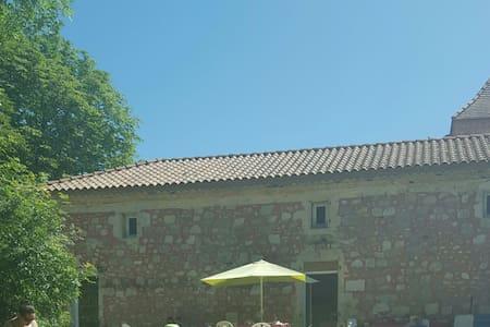 Maison de campagne au calme - Pont-du-Casse