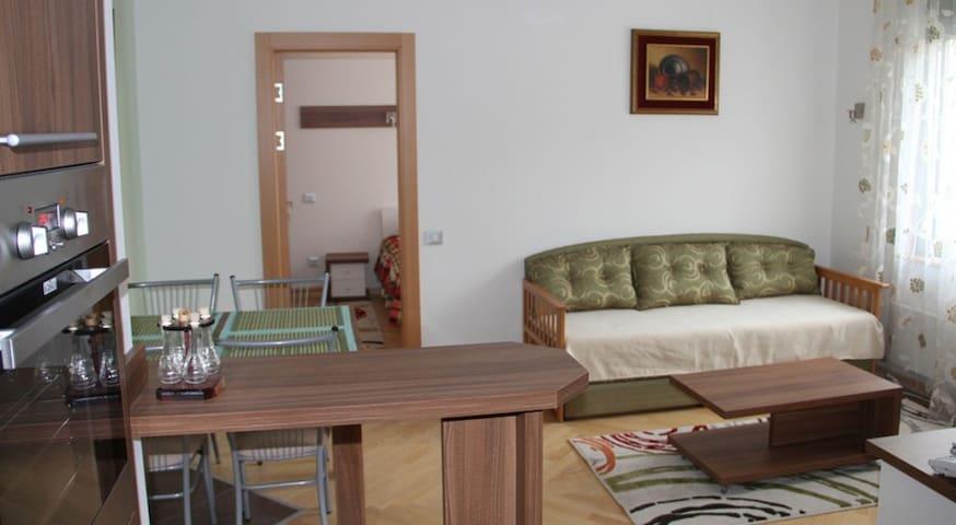 All you need-cozy,quiet,safe flat 3 - Belgrade - Apartment