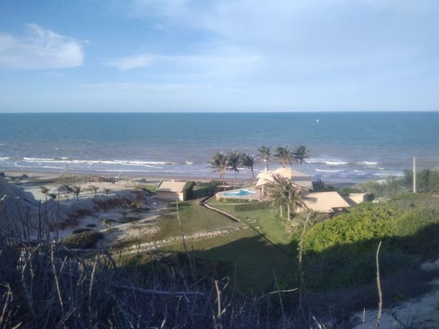 Casa Praia Lagoa do Mato - Paraiso na Praia -