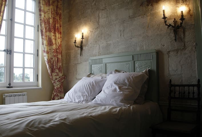 "Room ""Aigue Marine"" - Souzay-Champigny - Bed & Breakfast"