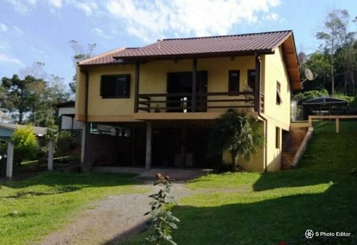 Sua casa na Serra Gaúcha