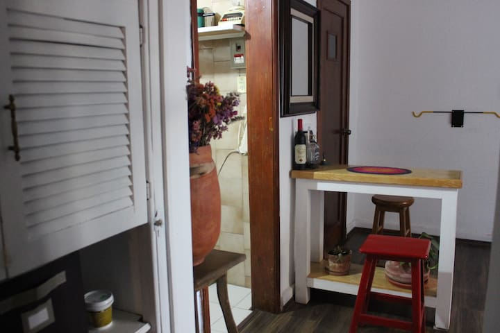 Narvarte: cozy & vintage flat