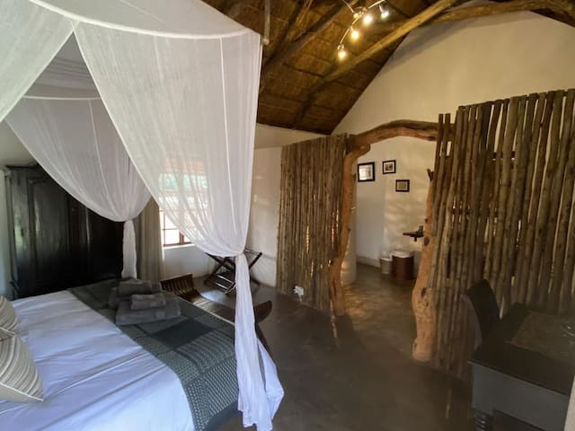 Deluxe (Bathtub only) at Imbasa Safari Lodge