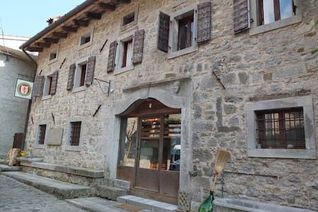 Room in the miller's stone house - Borgo Stremiz - Дом