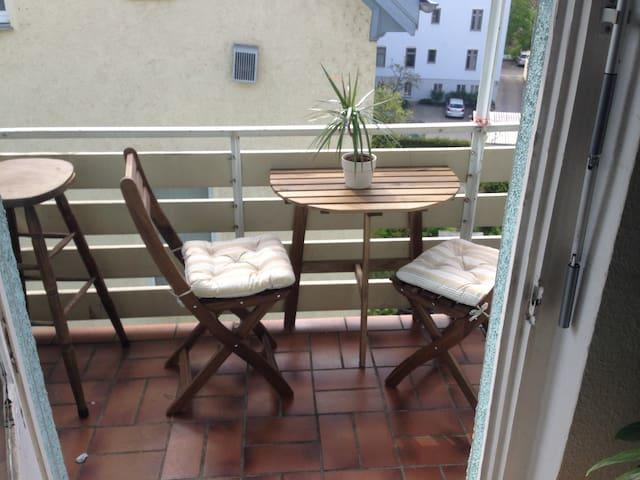 Gemütliches Zimmer /sehr gute Lage - Tübingen - House