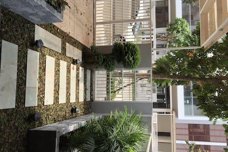 brand new comptemporary house - HCMC