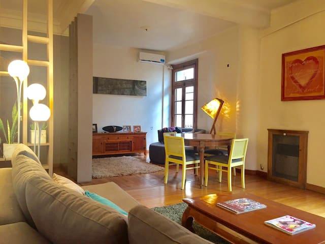 Unique French Apartment near Alto Palermo Shopping