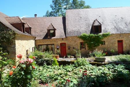 Chambre en perigord noir - Archignac - Bed & Breakfast