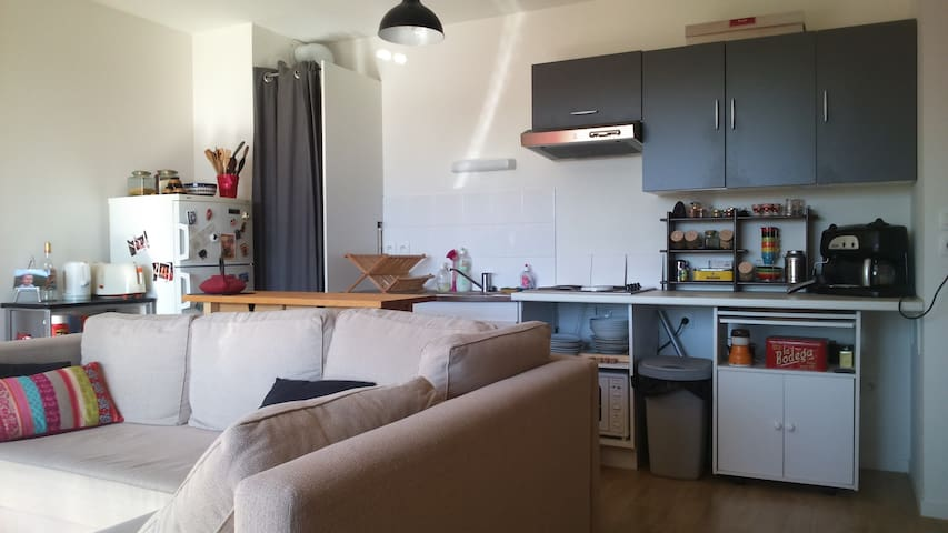 Bel appartement  T2 de 53m² - Niort - Apartment