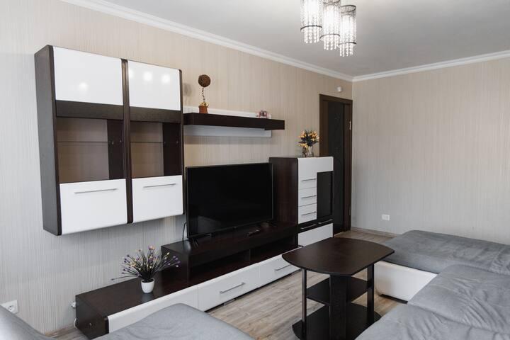 Уютная квартира в самом центре Артема