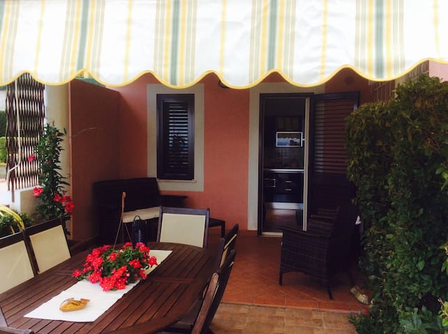 Sea-view charming and cosy villa - Paparo-sant'angelo