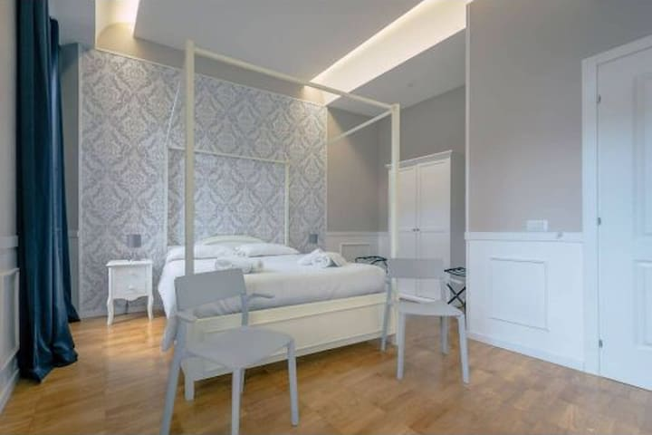 Classic suite Trastevere Glasshouse