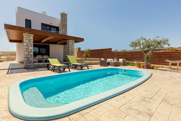 Rhodes Beach Villa with private beach access - Rhodes - Dům